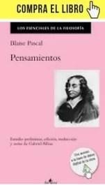 """""""Pensamientos"""", de Blaise Pascal (Tecnos)"""