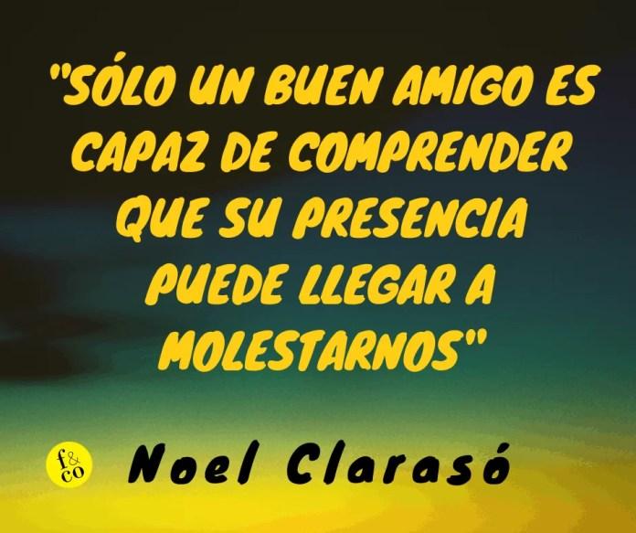 Frase filosófica Noel Clarasó 2
