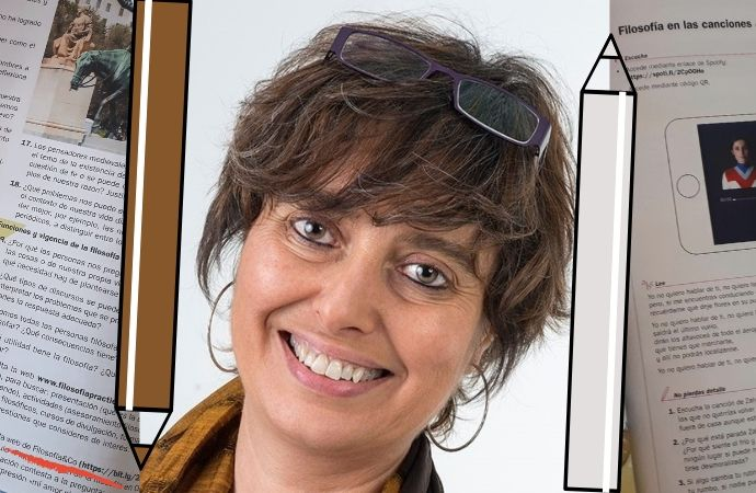 Paloma Sánchez, editora de McGraw-Hill