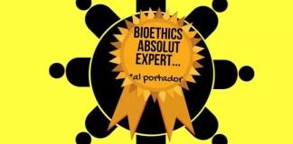 Para ser un experto no basta con ponerse el «pin del bioético», hay que saber y hay que saber mucho y estar al día en concreto de genética, epigenética, neurociencias, Inteligencia Artificial y transhumanismo.