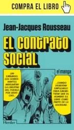 El contrato social, de Rousseau, versión manga de La Otra H.