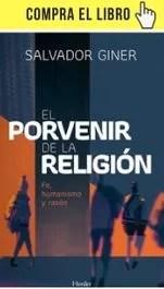 El porvenir de la religión, de Giner (Herder).