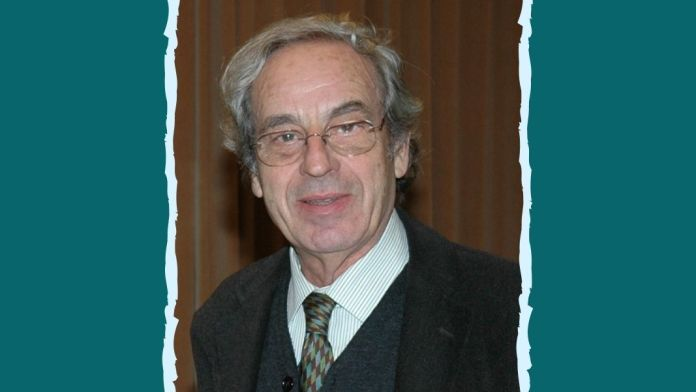 El sociólogo Salvador Giner nació en Barcelona en 1934 y murió en la misma ciudad el 19 de octubre de 2019.