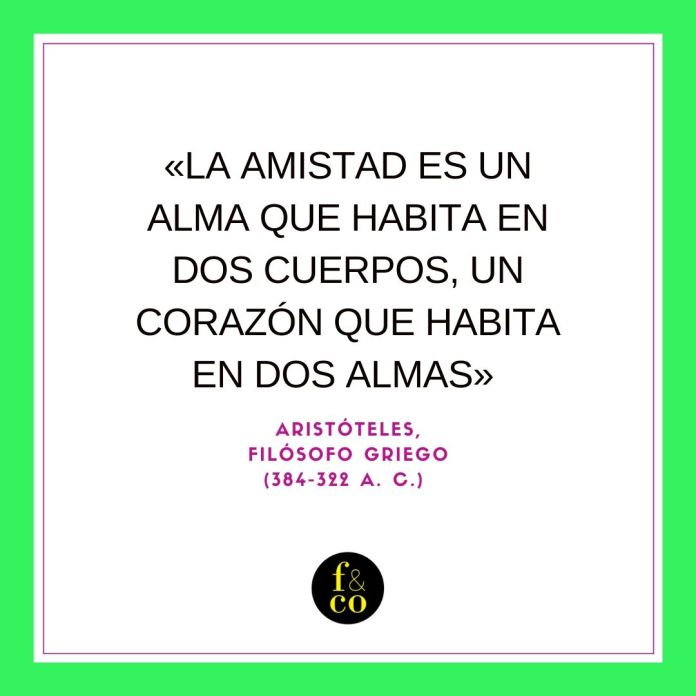 Frase filosófica Aristóteles