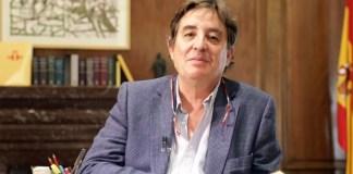 Luis García Montero es director del Instituto Cervantes desde julio de 2018.