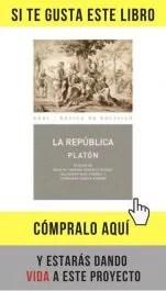 La república, de Platón (Akal).