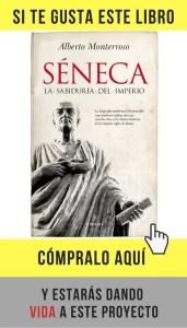 Séneca. La sabiduría del Imperio, de Alberto Monterroso (Almuzara).