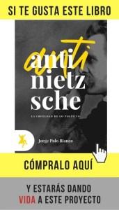 Anti-Nietzsche, de Jorge Polo, publicado por la nueva editorial Taugenit.