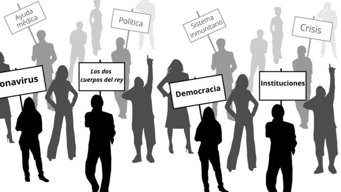 Democracia en tiempo de coronavirus