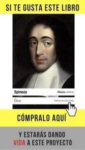 Ética, de Spinoza (Alianza).