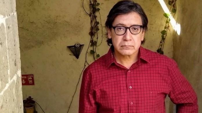 Armando González Torres, poeta y ensayista mexicano.