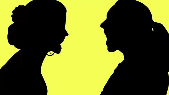 Las once autoras de «Fuera de sí mismas» se proponen desquiciar el orden establecido rompiendo con el lugar, el 'locus', que les ha sido asignado en la historia del pensamiento masculino occidental. Imagen hecha a partir de dos ilustraciones de Mohamed Hassan en Pixabay.