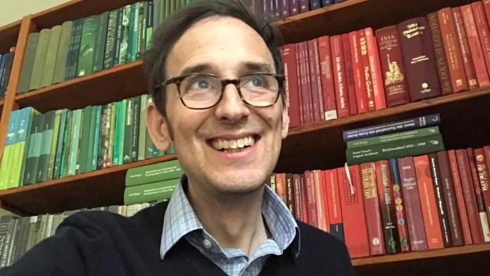 Alexander Batthyány es director del Instituto Viktor Frankl de Viena y la máxima autoridad de la figura de este psiquiatra, filósofo y escritor austriaco.