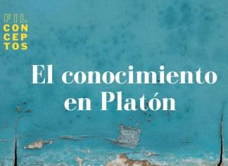 imagen Filconcepto El conocimiento en Platón