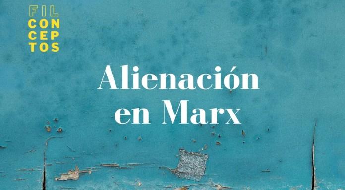 imagen Filconcepto Alienación en Marx y Engels