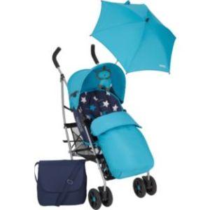 wózki spacerowe parasolki