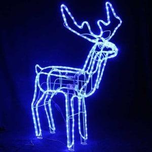 Renifer LED 3D