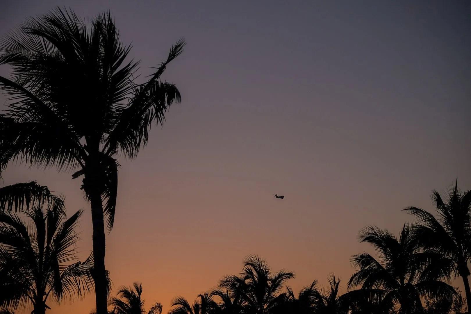 airplane leaves key west international airport