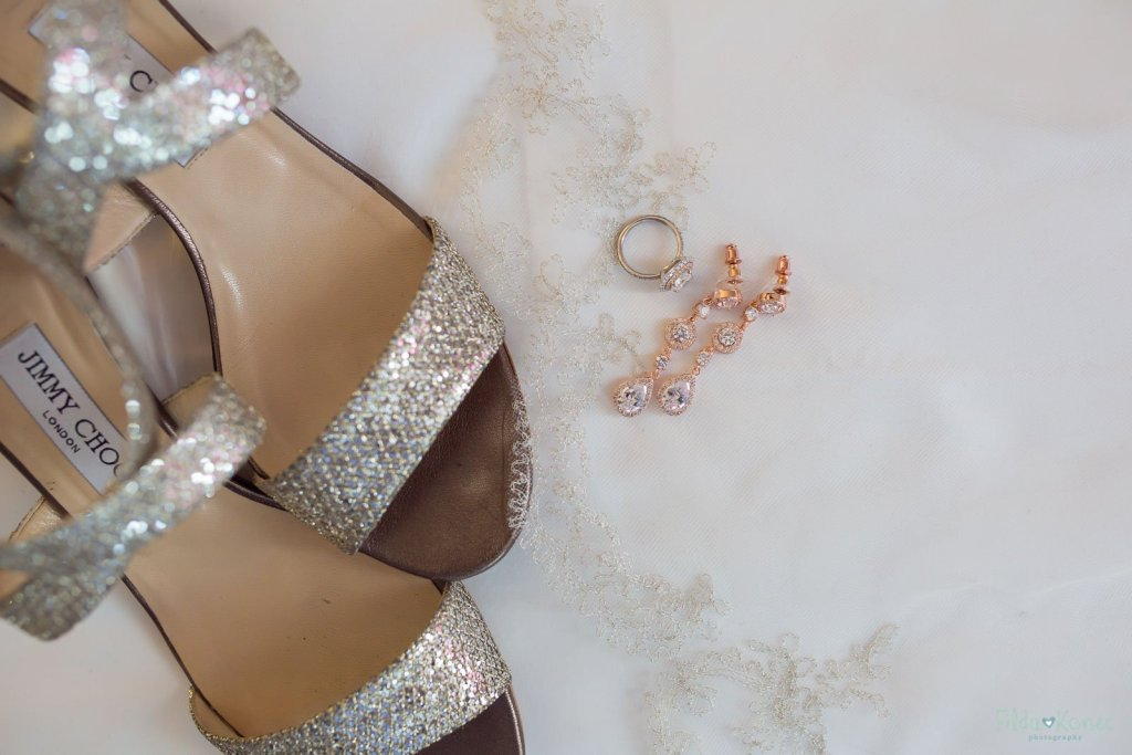 birdal shoes and jewelry