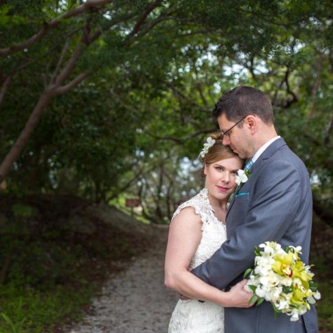 married in florida state park