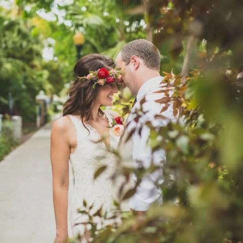 married in key west near truman annex