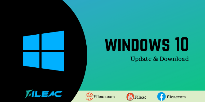 window10 update and download