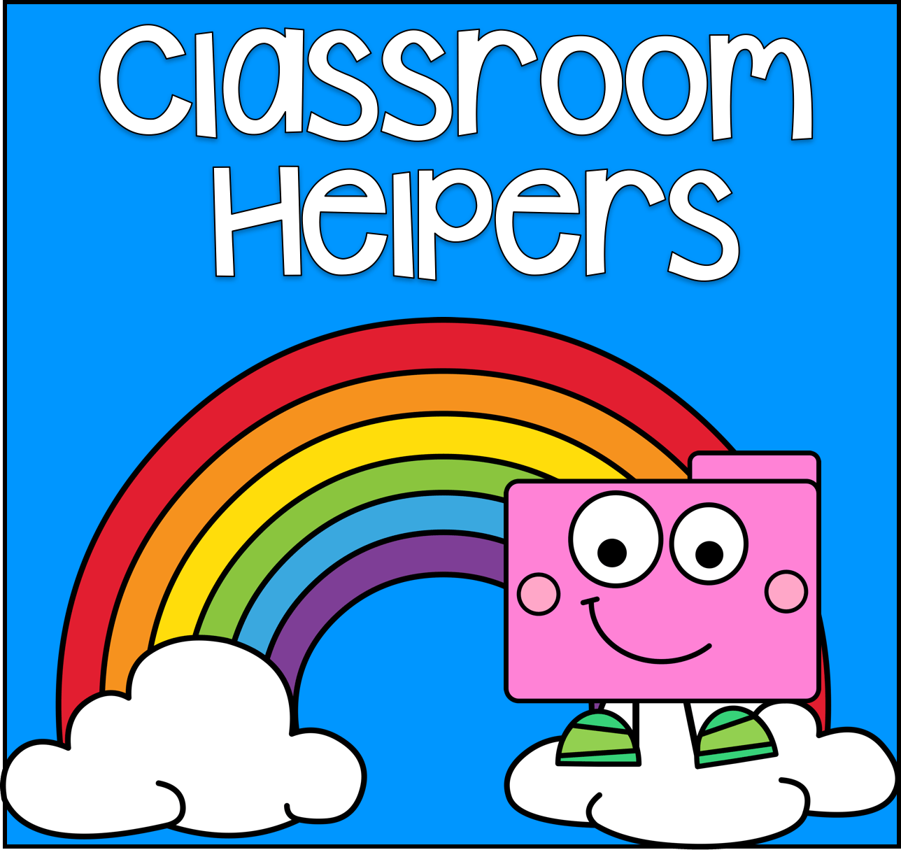 Classroom Helpers File Folder Games At File Folder