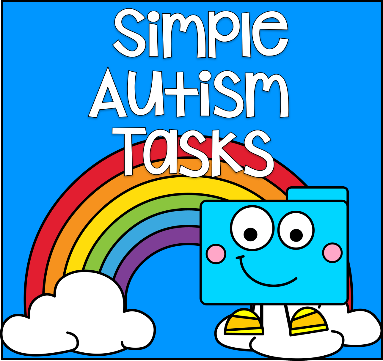 Autism Tasks File Folder Games At File Folder Heaven