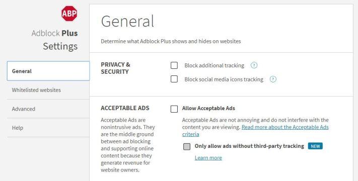 Adblock Plus Latest Version