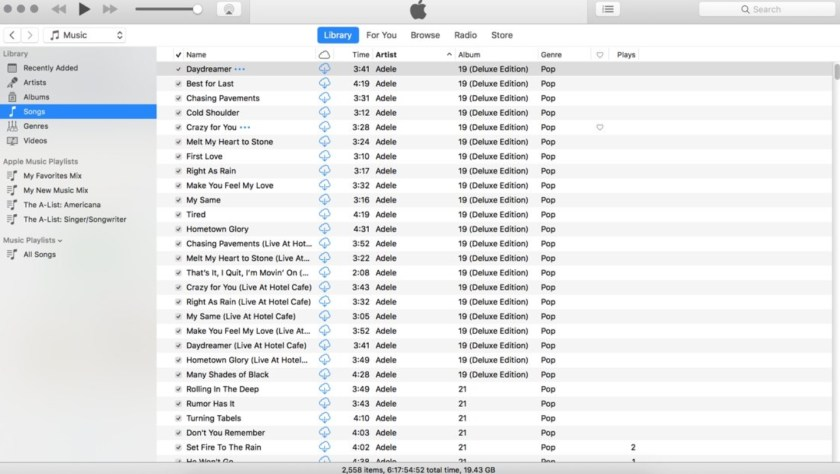 iTunes Latest Version