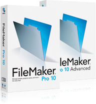 FileMaker Pro and FileMaker Pro Advanced
