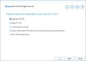 select output to save file
