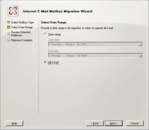 transporter suite for lotus notes to outlook