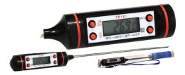 Digitales Küchen Thermometer für BBQ Fleisch Steak Braten Im Ofen - 1