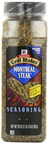 McCormick Montreal Steak Gewürz-Neuheit - Ein Behälter von 822 Gramm - 1