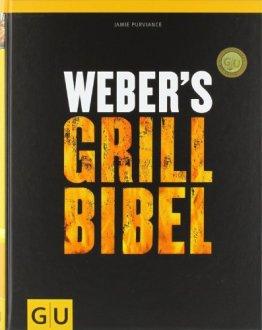 Weber's Grillbibel (GU Weber Grillen) - 1