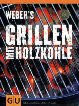 Weber's Grillen mit Holzkohle (GU Weber Grillen) - 1