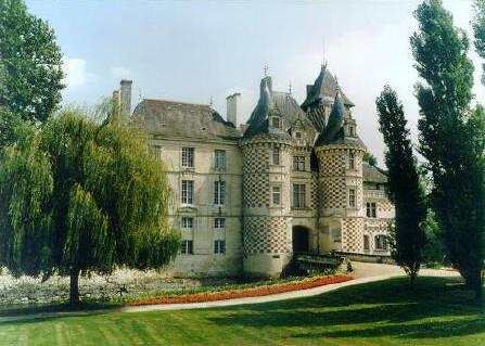 Chateau Des Reaux Loire Valley