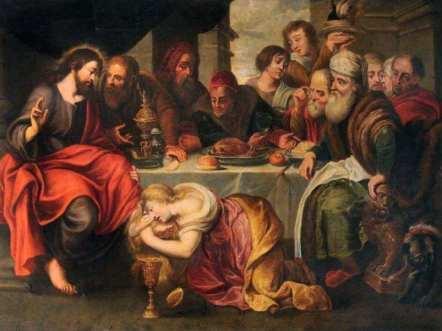 a semana da crucificação de Jesus