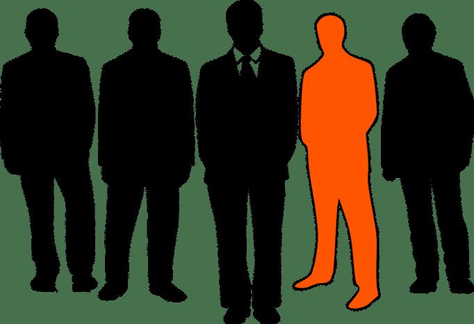 deficiência na liderança