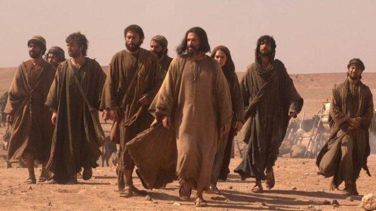 humildade dos discípulos