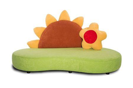 Kindersofa Blume