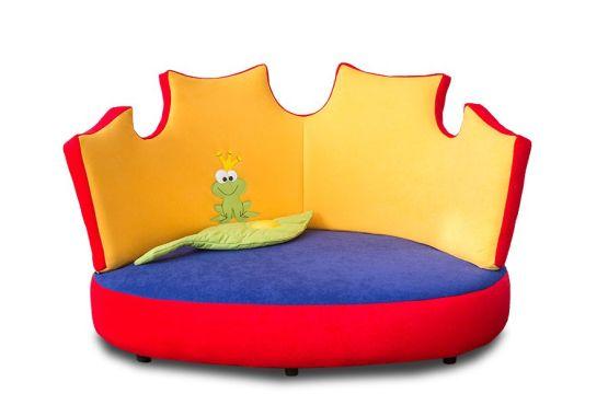 Kindersofa Froschkönig I