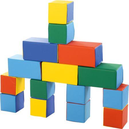 Bausteinsatz Mäuse 15 Teile