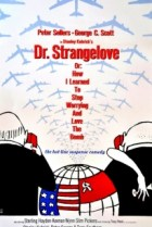 Dr. Strangelove or: How I Learned to Stop Worrying and Love the Bomb 1964 film