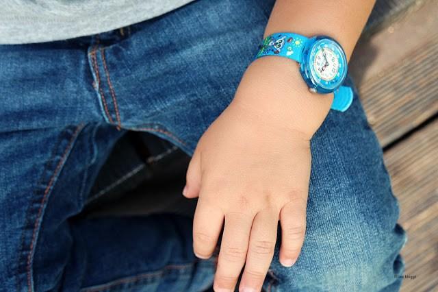 Produkttest und kindgerechtes Lernen der Uhr