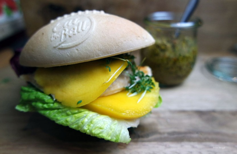 Super Bowl Burger