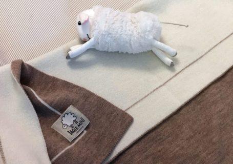 Wolldecke fürs Baby
