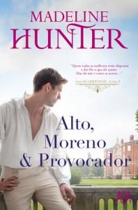 Alto, Moreno e Provocador - capa do livro