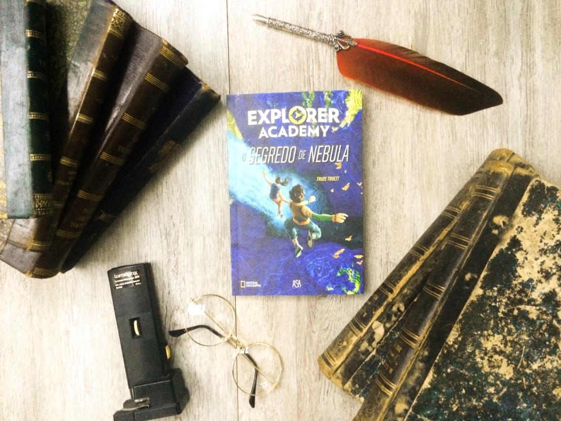 Explorer Academy - O segredo de nebula